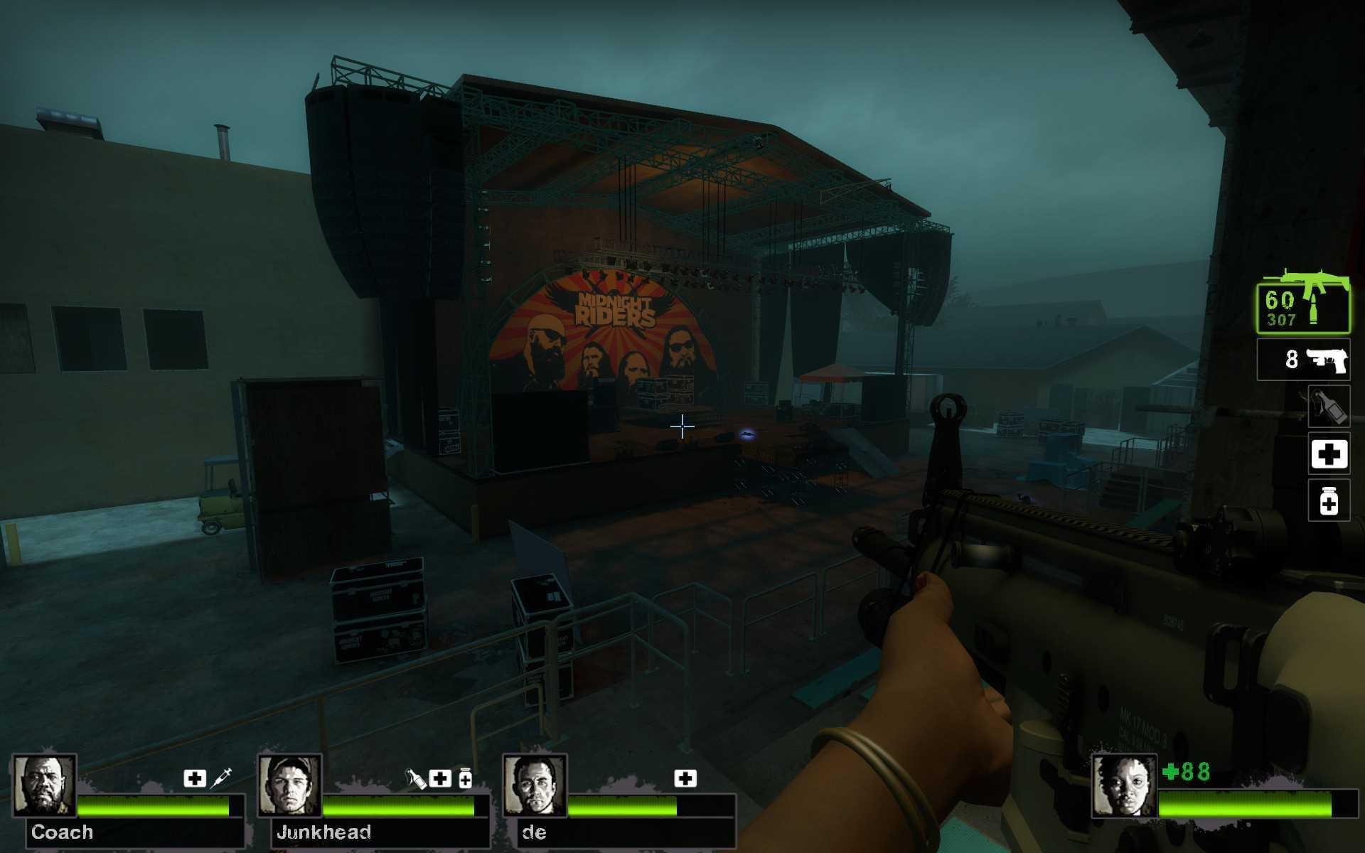 Left 4 Dead 2 Server Hosting - Allgamer